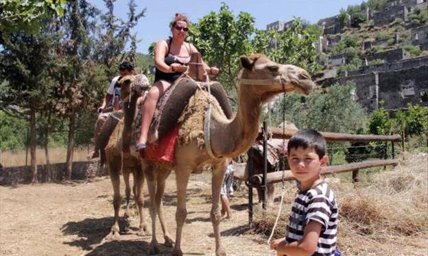 Kayaköy Deve Safari Turu