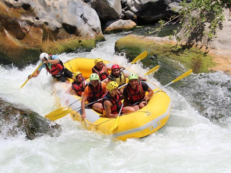 Dalaman Çayı Rafting Turu (Fethiye & Ölüdeniz)